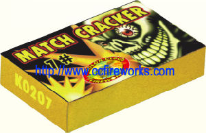 7# Match Crackers (K0207) Fireworks pictures & photos