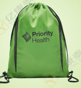 Custom Logo Printing Promotion Nylon Bag pictures & photos
