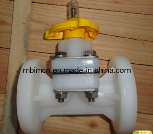 ANSI 150LBS Standard PVDF Valves (G41F-10) pictures & photos
