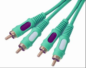 2R Cables (AV cable XY-09)