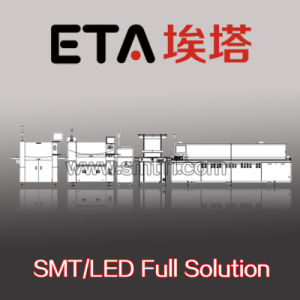 Accuracy Repetitive Precision SMT LED Lead Free Reflow Soldering Machine pictures & photos