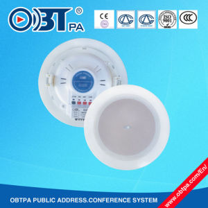 Ceiling Mount Speaker System 5/10W, 5inch Ceiling Loudspeaker 2 -Way