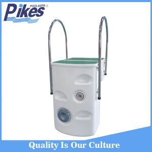 Fiberglass Integrated Pipeless Best Swimming Pool Filter with Cleaing Equipments pictures & photos