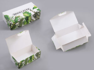 Foldable Coated Paper Packing Box for Tea pictures & photos