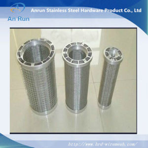 Stainless Steel Mesh Barrel Filter SUS304 pictures & photos