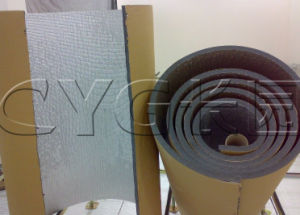 IXPE Foam with Adhesive Lay and Aluminum Film or Puissant Adhesive Waterproof Foam pictures & photos