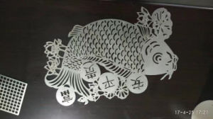 Pengwo Laser Cutting Machine pictures & photos