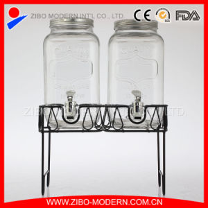 Wholesale Glass Beverage Dispenser/Glass Juice Dispenser/Glass Drink Dispenser pictures & photos