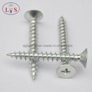 Countersunk Head Chipboard Screw Wood Screw pictures & photos