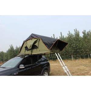 High Quality Hot Sale Single Skin Polyester Outdoor Tent for Camping pictures & photos