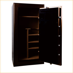 Fireproof Gun Safe with UL Listed Securam Electronic Lock Rgh593024-E with Option pictures & photos