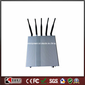 GSM CDMA 3G Dcs Phs Cell Phone Jammer pictures & photos
