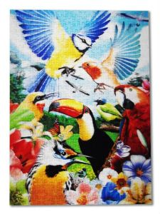 2015 New Arrival 3D Effect Jigsaw Puzzle pictures & photos