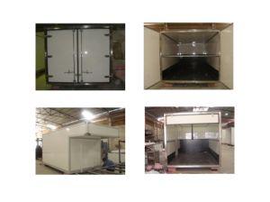 Plastic Honeycomb Dry Truck Body pictures & photos