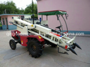 Self-Propelled Peanut Combine Harvester 4hb-2A Hot Selling in Africa pictures & photos