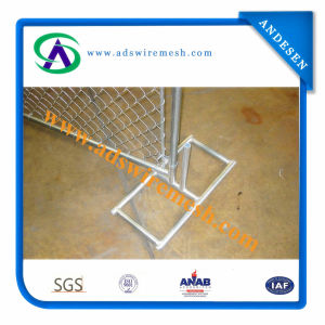 Us Standard Temporary Fencing Panel with Good Quality pictures & photos