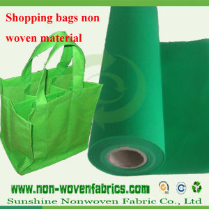 100% PP Spunbond Nonwoven Fabric Used Make Bags pictures & photos