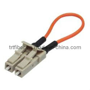 LC Mm Loop Back Cable, Fiber Optic Loopback Cable pictures & photos