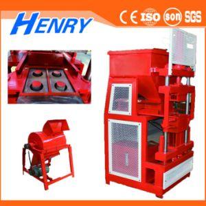 Hr2-10 Automatic Hydraulic Lego Interlocking Block Machine Clay Brick Making Machine in Afirca pictures & photos