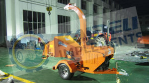 Wood Chipper with 22HP Honda Gasoline Engine pictures & photos