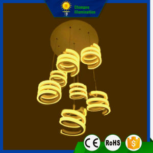 119W Modern Acrylic LED Home Decorate Pendant Light pictures & photos