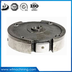 OEM Customized CNC Machining Flywheel for Physical Exercise Mechanical Iron Casting Parts Cast Iron Flywheel pictures & photos