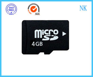 Real Full Capacity 4GB 4G Mobile Phone Micro SD Memory Card TF Card
