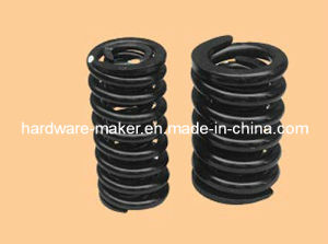 Durable Big Coil Spring Used on The Industry