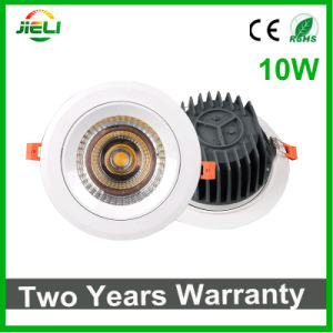 Newest Style 10W Recessed COB LED Downlight pictures & photos