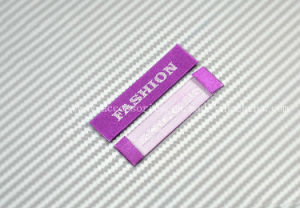 Custom Woven Label for Garment (PP-W2-02) pictures & photos