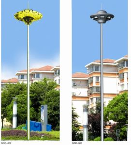 Powder Coated 150W LED Light Including All Lamps/High Way High Mast LED Light with 6*1000 Watt HPS pictures & photos
