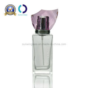 Elegant Perfume Glass Bottle (B-2148)
