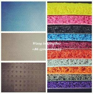 plastic floor mats production line pvc materials carpet making machine - Plastic Floor Mat