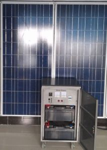 300W Solar Power Supply System Station with 2 Years Warranty pictures & photos