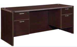 Modern High Quality MFC Board Office Desk Office Executive Table Office Executive Desk pictures & photos