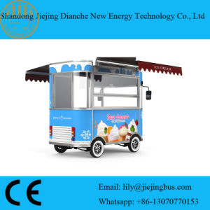 Mini Edition Mobile Fast Food Truck Hot Sale with Ce pictures & photos