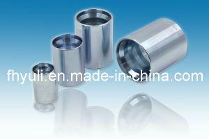 Hydraulic Hose Fittings 4sh Carbon Steel Ferrule