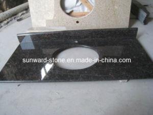 Hot Sale Tan Brown Granite Countertops for Bathroom