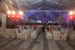 150 People Garden Tent with Pagoda Glass Door pictures & photos