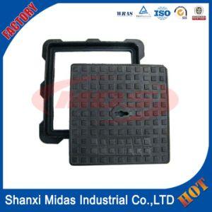 Waterproof Square Manhole Cover En124 D400 pictures & photos