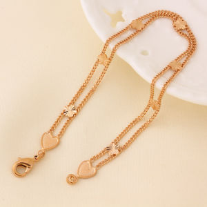 Xuping Simple Bracelet Fashion Jewelry Bracelet pictures & photos