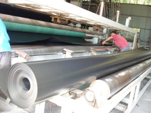 Liner HDPE Geomembrane for Construction Material /Waterproofing