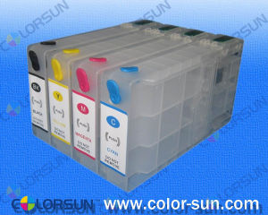 Refillable Ink Cartridge for Epson Workforce PRO Wp-4015dn (T7011-T7014)