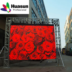 for Advertising P6.25 LED Curtain Screen pictures & photos