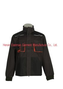 Durable Construction Site Canvas Jacket pictures & photos