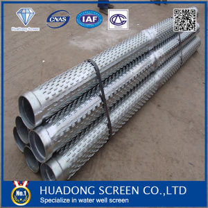 Galvanized Steel Bridge Slotted Screen/Deep Well Water Well Screen pictures & photos