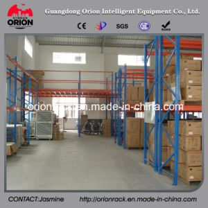 Warehouse Heavy Duty Stainless Steel Shelving Rack pictures & photos
