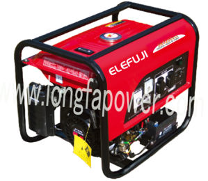 Elemax Brand 6.5HP Portable Electric Power Gasoline Generator pictures & photos