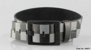 2017 Men Fashion Leather Belt (N0071) pictures & photos