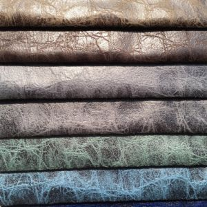100%Polyester Knitting Velvet with Leather Looking and Easy to Move The Dust (JL002) pictures & photos